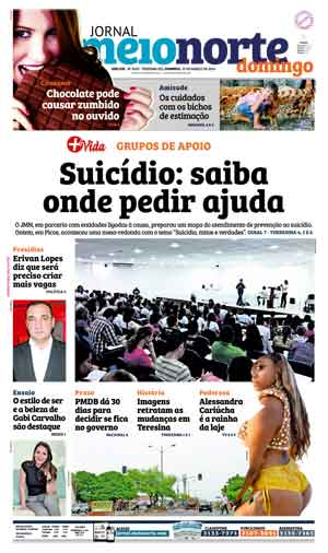 Jornal Meio Norte do dia 13-03-2016