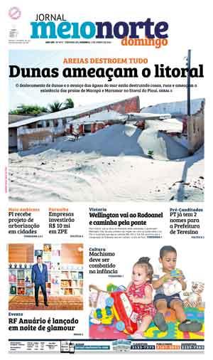 Jornal Meio Norte do dia 5-06-2016