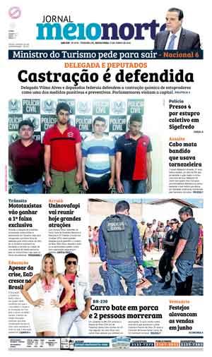 Jornal Meio Norte do dia 17-06-2016