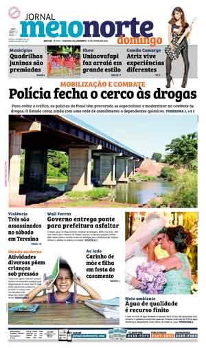 Jornal Meio Norte do dia 19-06-2016