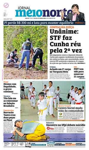 Jornal Meio Norte do dia 23-06-2016