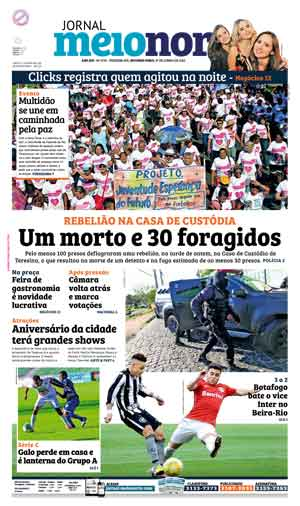Jornal Meio Norte do dia 27-06-2016