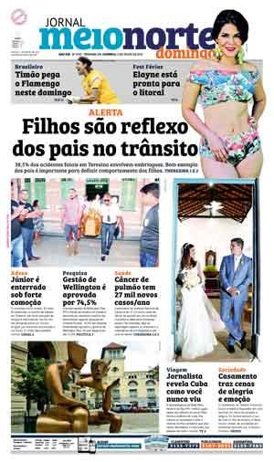 Jornal Meio Norte do dia 3-07-2016
