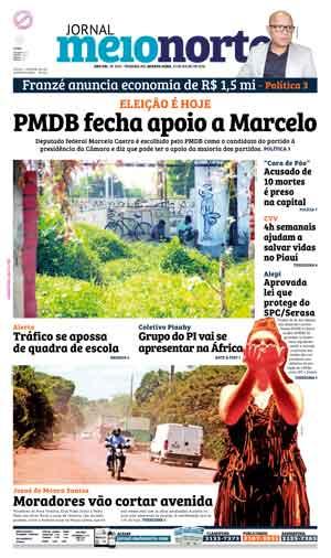 Jornal Meio Norte do dia 13-07-2016
