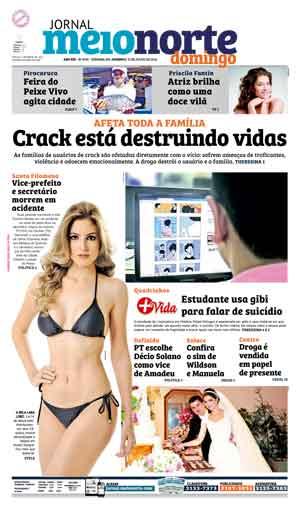Jornal Meio Norte do dia 17-07-2016