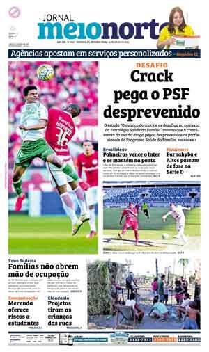 Jornal Meio Norte do dia 18-07-2016