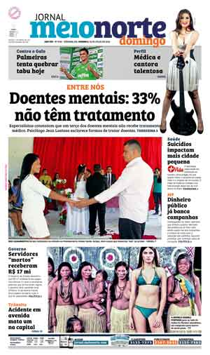 Jornal Meio Norte do dia 24-07-2016