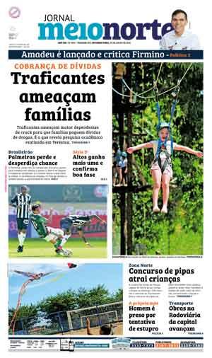 Jornal Meio Norte do dia 25-07-2016