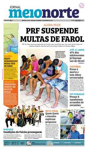 Jornal Meio Norte do dia 3-09-2016