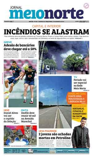 Jornal Meio Norte do dia 6-09-2016