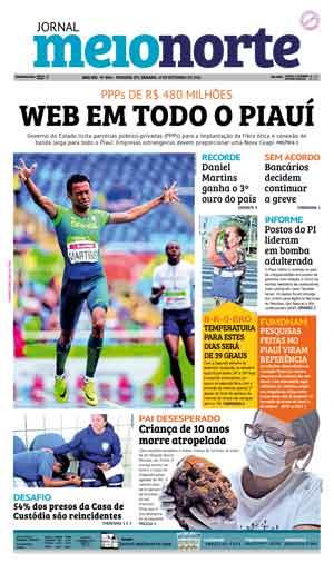 Jornal Meio Norte do dia 10-09-2016