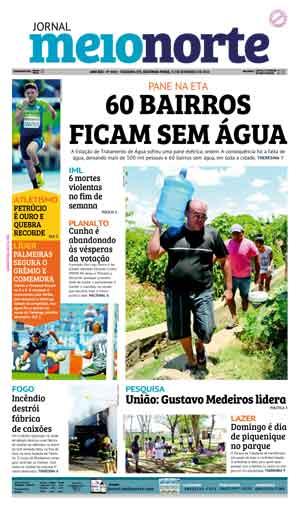 Jornal Meio Norte do dia 12-09-2016
