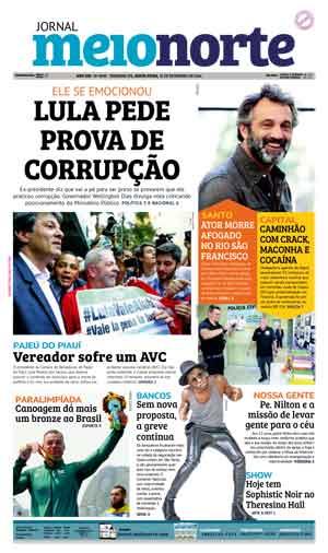 Jornal Meio Norte do dia 16-09-2016