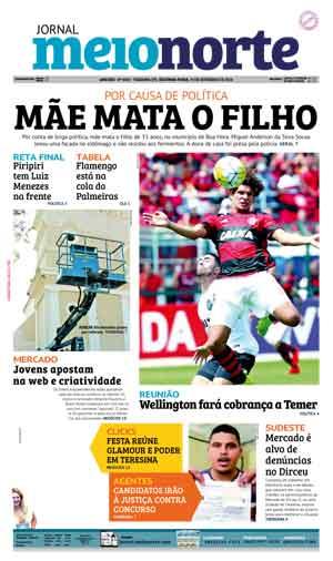 Jornal Meio Norte do dia 19-09-2016