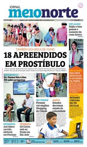 Jornal Meio Norte do dia 21-09-2016