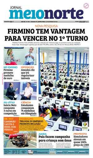 Jornal Meio Norte do dia 22-09-2016