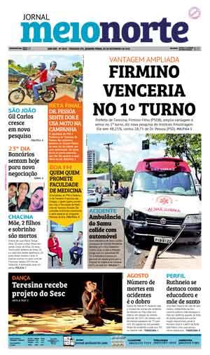 Jornal Meio Norte do dia 28-09-2016
