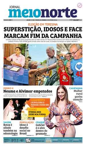 Jornal Meio Norte do dia 2-10-2016