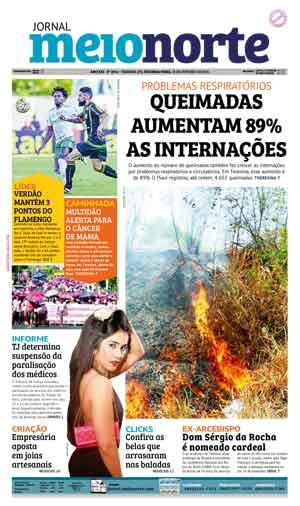 Jornal Meio Norte do dia 10-10-2016