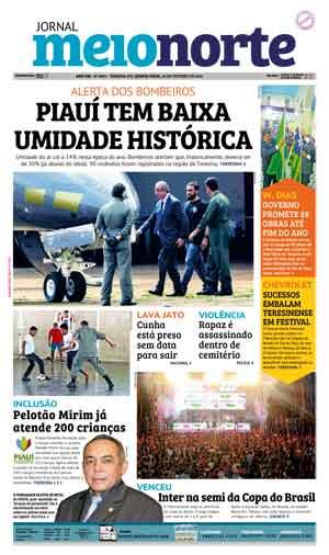 Jornal Meio Norte do dia 20-10-2016