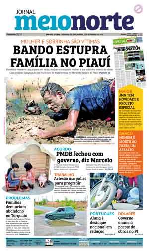 Jornal Meio Norte do dia 1-11-2016