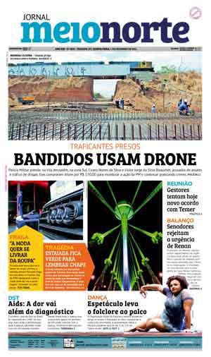 Jornal Meio Norte do dia 1-12-2016