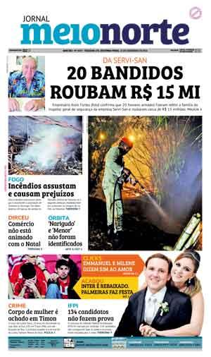 Jornal Meio Norte do dia 12-12-2016