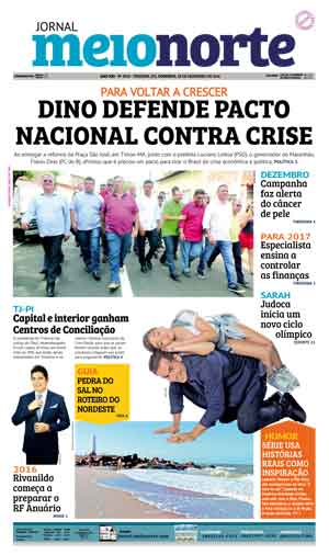Jornal Meio Norte do dia 18-12-2016