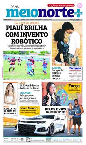 Jornal Meio Norte do dia 4-03-2017
