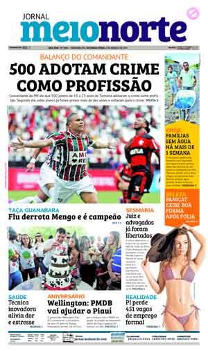 Jornal Meio Norte do dia 6-03-2017
