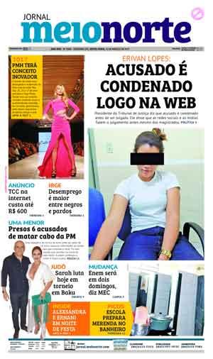 Jornal Meio Norte do dia 10-03-2017