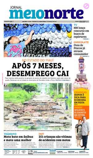 Jornal Meio Norte do dia 17-03-2017
