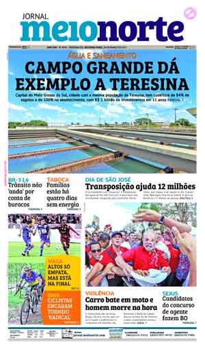 Jornal Meio Norte do dia 20-03-2017