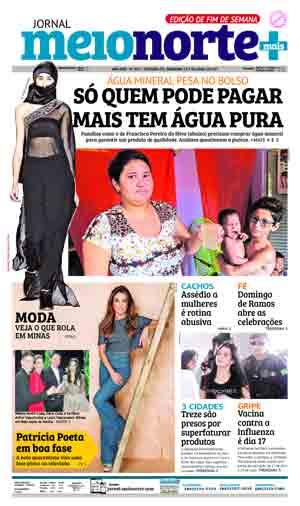Jornal Meio Norte do dia 8-04-2017