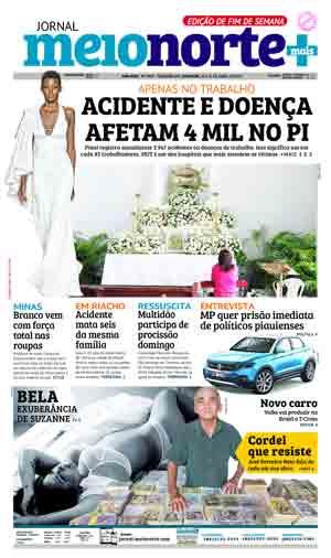 Jornal Meio Norte do dia 15-04-2017