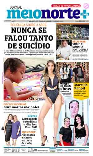 Jornal Meio Norte do dia 22-04-2017
