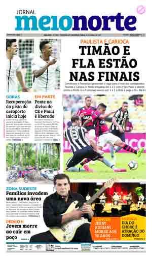 Jornal Meio Norte do dia 24-04-2017