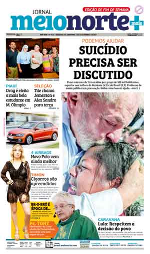 Jornal Meio Norte do dia 2-09-2017