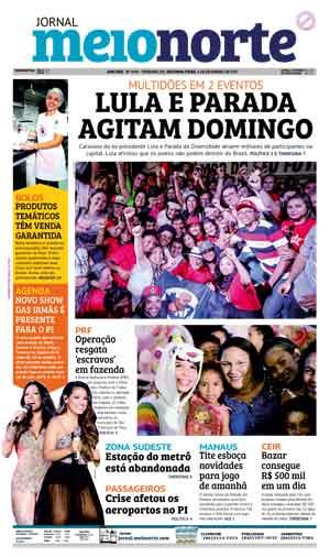 Jornal Meio Norte do dia 4-09-2017