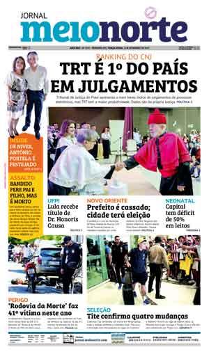 Jornal Meio Norte do dia 5-09-2017