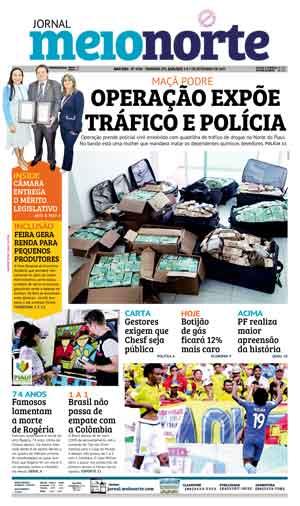 Jornal Meio Norte do dia 6-09-2017