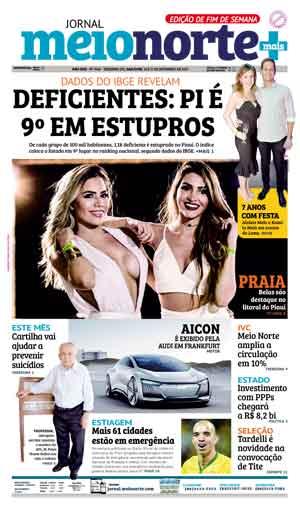 Jornal Meio Norte do dia 16-09-2017