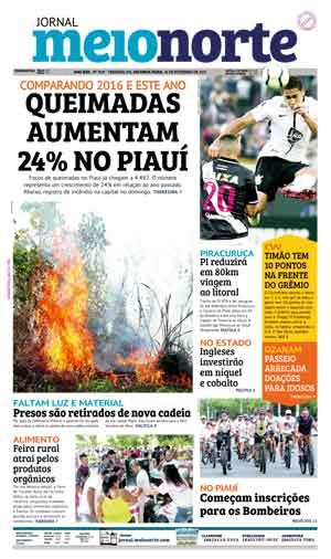 Jornal Meio Norte do dia 18-09-2017