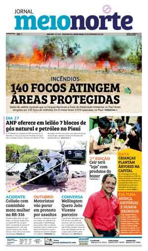 Jornal Meio Norte do dia 22-09-2017