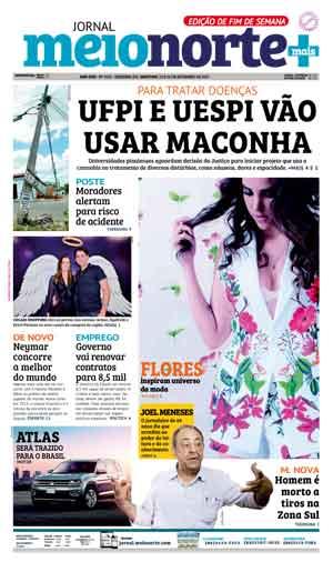 Jornal Meio Norte do dia 23-09-2017