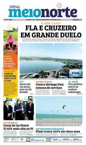 Jornal Meio Norte do dia 27-09-2017