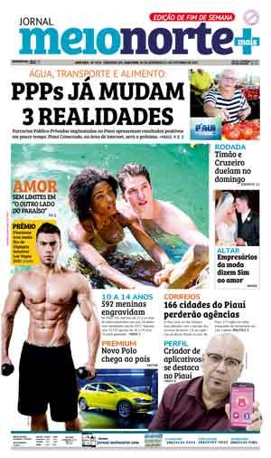 Jornal Meio Norte do dia 30-09-2017