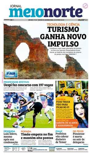 Jornal Meio Norte do dia 2-10-2017