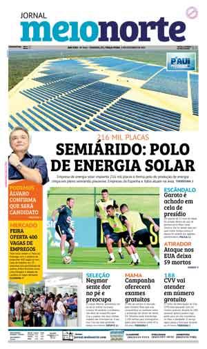 Jornal Meio Norte do dia 3-10-2017