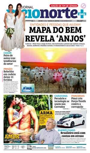 Jornal Meio Norte do dia 7-10-2017